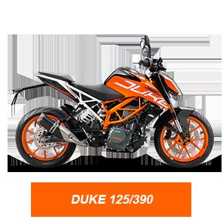 Duke 125/390