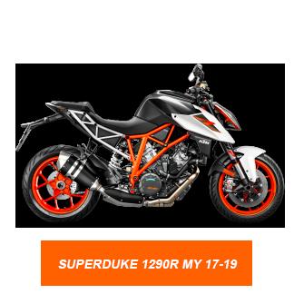 SuperDuke 1290R MY 17-19