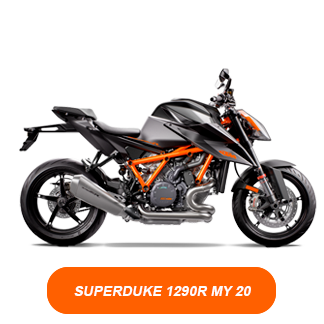 SuperDuke 1290R MY 20