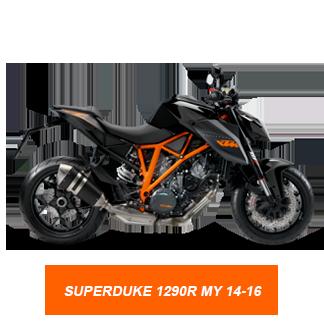 SuperDuke 1290R MY 14-16